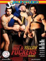 Red and Yellow Fuckers DVD