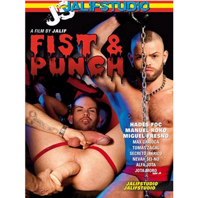 Fist And Punch DVD (07883D)