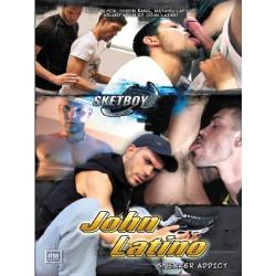 John Latino: Sneaker Addict DVD (Sketboy) (08083D)