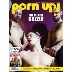 PornUp 144 Magazine + Cazzo Thom Barron Calling DVD