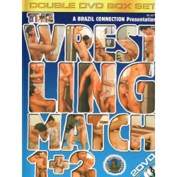 The Wrestling Match 1+2 2-DVD-Set (Latino Boys) (15747D)