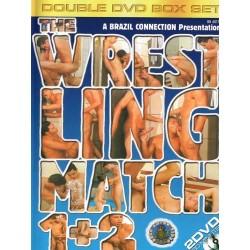 The Wrestling Match 1+2 2-DVD-Set (Latino Boys) (15747D)