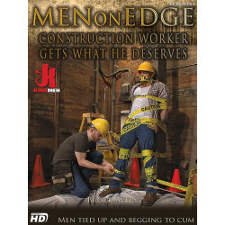 Construction Worker Gets What He Deserves DVD