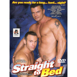 Straight To Bed DVD