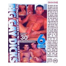 Big Gay Dicks 6h DVD