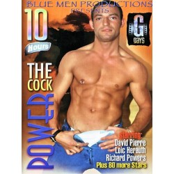 The Cock Power 10h DVD (09083D)