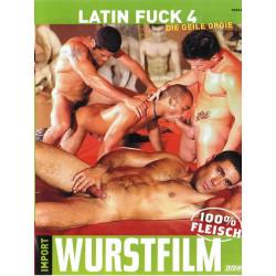 Latin Fuck #4 DVD (Wurstfilm) (09283D)