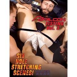 Falcon Fisting, Vol. 3 DVD (Falcon) (09323D)