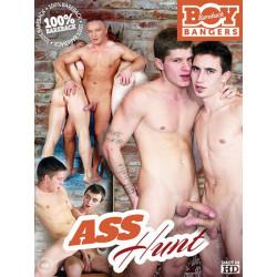 Ass Hunt DVD