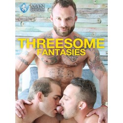 Threesome Fantasies DVD (16040D)