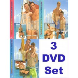 Love Boat 3-BluRay-Pack