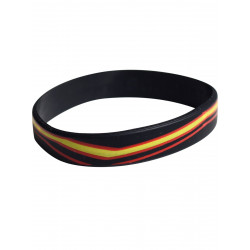 Rubber Pride Bracelet Silicone / Armband schmal