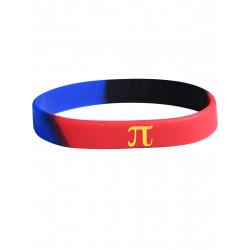 Polyamory Bracelet Silicone / Armband schmal