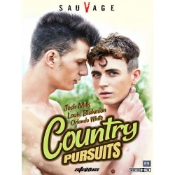 Country Pursuits DVD (Sauvage) (11873D)