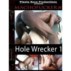 Hole Wrecker #1 DVD (12013D)
