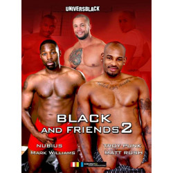 Black And Friends #2 DVD (EBONYD) (12043D)