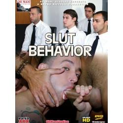 Slut Behavior DVD (Oh Man)