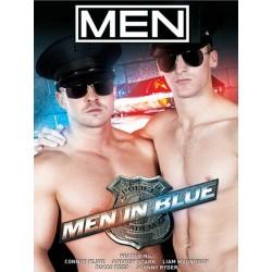 Men in Blue DVD (MenCom) (13073D)