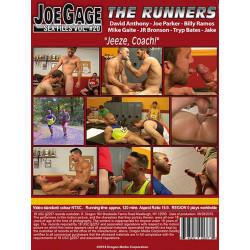 Sex Files #20 The Runners DVD