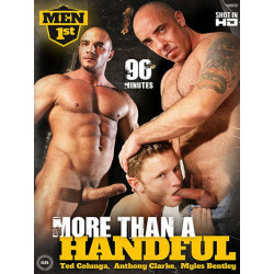More than a Handful DVD (Men1St) (14093D)