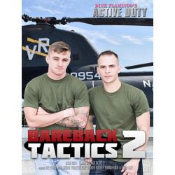 Bareback Tactics #2 DVD (15872D)