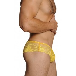 GBGB Holger Boxer Lace Underwear Yellow (T0496)