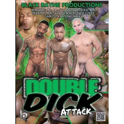 Double Dick Attack DVD