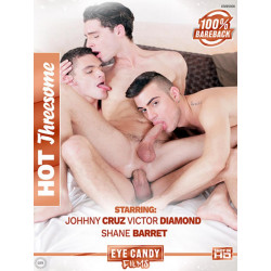 Hot Threesomes DVD