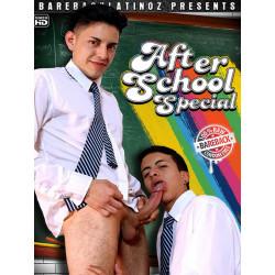 After School Special DVD (Bareback Latinoz) (15823D)