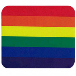 Rainbow Flag Mousepad (T1061)