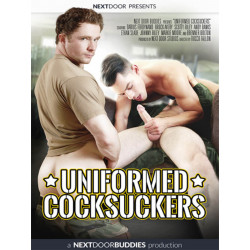 Uniformed Cocksuckers DVD (16094D)