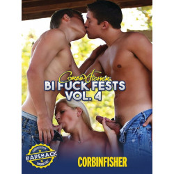 Bi Fuck Fests #4 DVD (Corbin Fisher) (16069D)