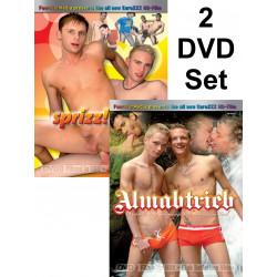 Almabtrieb & Sprizz!Werk 2-DVD-Set (Foerster Media) (16234D)