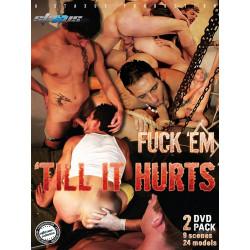 Fuck `Em `Till It Hurts 2-DVD-Set
