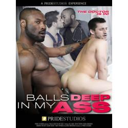 Balls Deep In My Ass DVD (16107D)