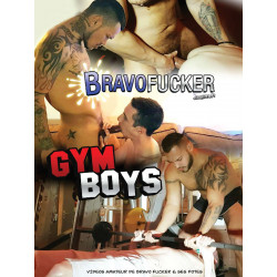 Gym Boys DVD (Bravo Fucker) (15985D)