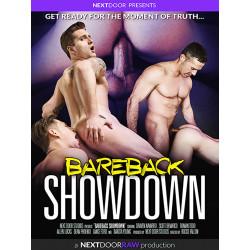 Bareback Showdown DVD