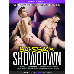 Bareback Showdown DVD (16106D)