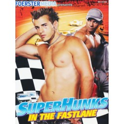 Super Hunks In The Fastlane DVD (15567D)