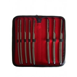 Dilator Set, 8 Pieces (5mm - 12mm) (T1433)