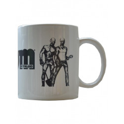 Tom of Finland Duos Lifeguard And Workmen Coffee Mug