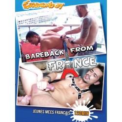 Bareback from France DVD