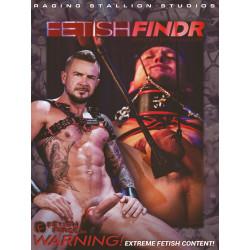 Fetish Findr DVD (Raging Stallion Fetish & Fisting) (16123D)