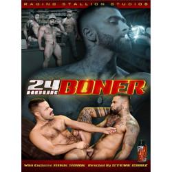 24 Hour Boner DVD (Raging Stallion) (16154D)
