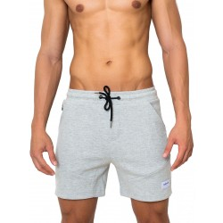 Supawear Apex Shorts Grey Marle (T5640)