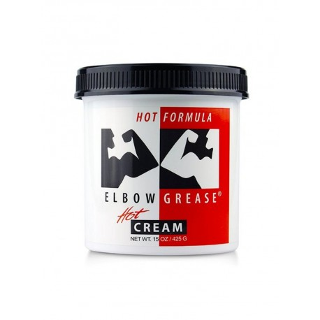 Elbow Grease Hot Cream 15oz/425g (E14102)