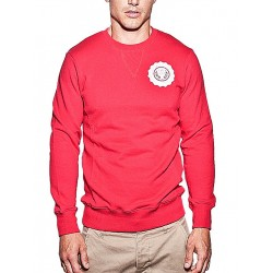 Supawear Sports Club Sweater Red (T2505)