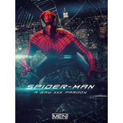Spiderman: A Gay XXX Parody DVD (16233D)