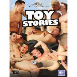Toy Stories DVD (UK Hot Jocks) (16272D)