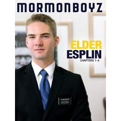 Elder Esplin #1 DVD (Mormon Boyz) (16229D)